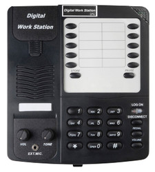 DAC DA-123/HF Deluxe D-Phone Hands Free Digital Dictate Station