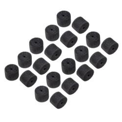 ECS DHEC Antimicrobial Transcriber Headset Ear Cushions (10 pair)