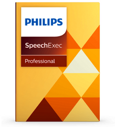 Philips LFH4401-01 SpeechExec Pro 10 Dictate Software - Download