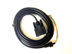 ECS DB-9 foot pedal replacement Cord - New