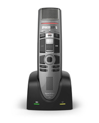 Philips SMP4010 SpeechMike Premium Air Wireless Dictation Microphone - Slide Switch