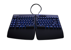 Kinesis Freestyle Edge Split Mechanical Gaming Keyboard