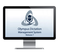 Olympus AS-9003 ODMS R7 Dictation Module Upgrade from R5 or R6 to ODM 7 Dictation Software