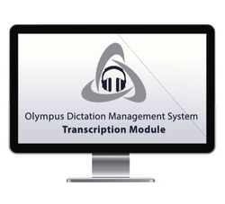 Olympus AS-9004 ODMS R7 Transcription Module Upgrade from R5 or R6 to ODMS R7 Transcription Software