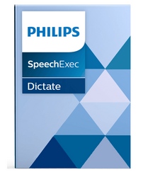 Philips Basic SpeechExec Dictate Software v10