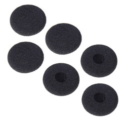 ECS 510310928231 Replacement Antimicrobial Ear Cushions for Philips Transcription Headsets, 3 Pair - New