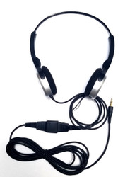Grundig PCC5652 Headset with 3.5 Stereo connector Digta Headphone 565 Jack Stereo plug - New