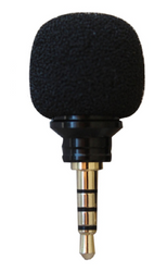ECS WordMini 3.5 360° Omni-Directional Microphone - 4-pole