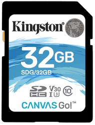 Kingston  32 GB HC SD Class 10 Memory Card
