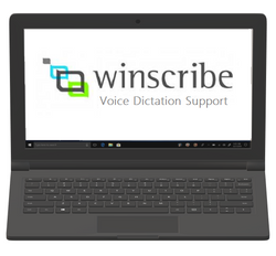 Winscribe Voice Dictation Support
