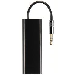 Pocket Mini Headphone Amplifier Portable Rechargeable Headset Earphone Headphone Audio Amplifier for PC Windows Mac Digital or Analog Players