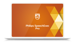 Philips LFH4412-00 SpeechExec Pro 11.5 Dictate 2-Year Subscription Software - Download