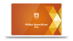 Philips LFH4522-00 SpeechExec Pro 11.5 Transcribe 2-Year Subscription Software