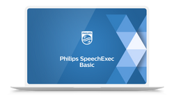 Philips LFH4622 SpeechExec Basic Transcription Software Version 11.5 - 2 Year Subscription