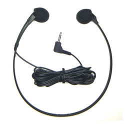 Olympus E-103 3.5 mm Stereo Under Chin Transcription Headset