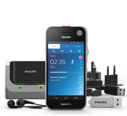 Philips PSP1100 SpeechAir Smart Voice Recorder - Demo