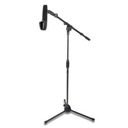 ECS-PSFABA Floor Adjustable Boom Arm Microphone Stand For Philips SpeechMike Air  SpeechMike Touch & SpeechMike Premium