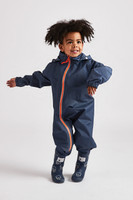 Navy/Coral Grass & Air STOMPER SUIT - £32