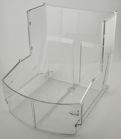 "BODY, 12""X13"" SCOOP BIN - CASE QTY 4"