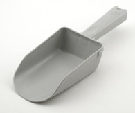 SCOOP, TF 10 OZ (GRAY) - CASE QTY 12