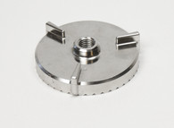 Rotating Grinding Plate, Front