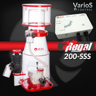 """Regal 8"""" Compact InSump Skimmer w/RODC 3500sDim: 11.6"""" x 9.6"""" x 23.6""""         Rated up to 400gal"""