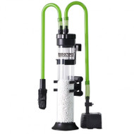 """2.5"""" MF300B Complete Media Reactor with pumpDim: 4"""" x 4"""" x 15""""                    Rated up to 150gal"""