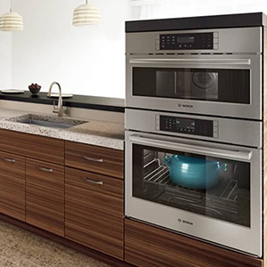 Bosch Combination Wall Oven