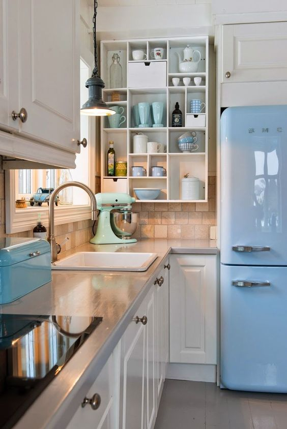 Most People Think That Their Kitchen Is The One Room Without A Focal Point,  However Smeg ...