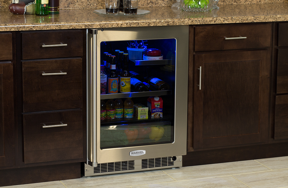 Marvel Refrigerators Innovative Food And Beverage