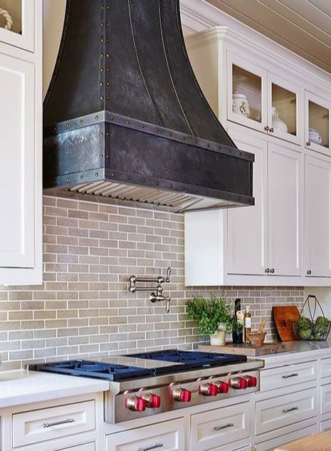 Update Your Kitchen with a Custom Vent-A-Hood Designer Hood ...