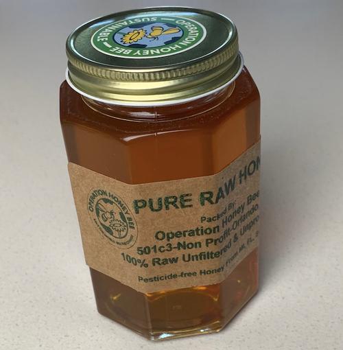 Wild Mountain Honey 12 oz Jar