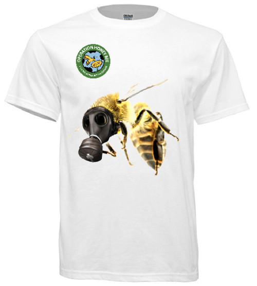 Official Operation Honey Bee T-Shirt