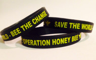 Operation Honey Bee Bracelet