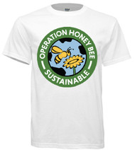 SUSTAINABLE - Operation Honey Bee - T-Shirt