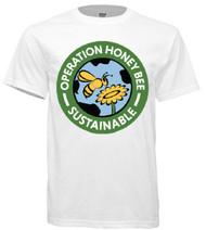 SUSTAINABLE - Operation Honey Bee - T-Shirt