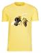 OHB Spring Yellow Mask T-Shirt