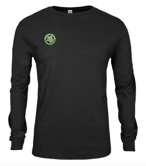 OHB Black Long Sleeve T-Shirt