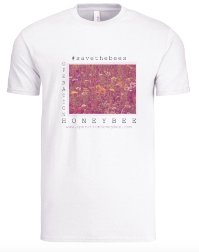 Support Save The Bees T-Shirt