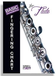 Basic Instrumental Fingering Chart for Flute