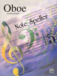Oboe Note Speller by Fred Weber
