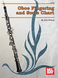 Oboe Fingering and Scale Chart by Eric Nelson