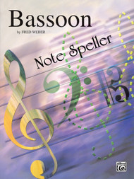 Bassoon Note Speller by Fred Weber