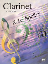 Clarinet Note Speller by Fred Weber
