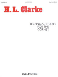 H.L. Clarke - Technical Studies for the Cornet