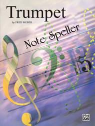 Trumpet Note Speller by Fred Weber