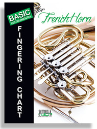 Basic Instrumental Fingering Chart for French Horn