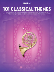 101 Classical Themes for Horn