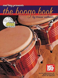 The Bongo Book by Trevor Salloum (Book/CD Set)