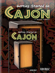Getting Started on Cajón with Michael Wimberly (Book/DVD Set)